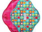natural cloth pads Aqua Dots_M_02