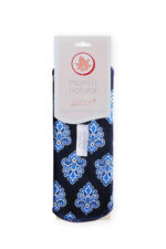 Natural cloth pads Exotic Blue_M_05