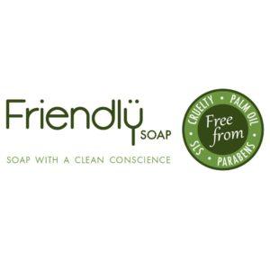 Friendly Soap Kinder to skin plastic free