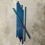 Stainless Steel Straws Straight